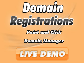 Reasonably priced domain name registration services